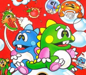 Bubble Bobble high scores