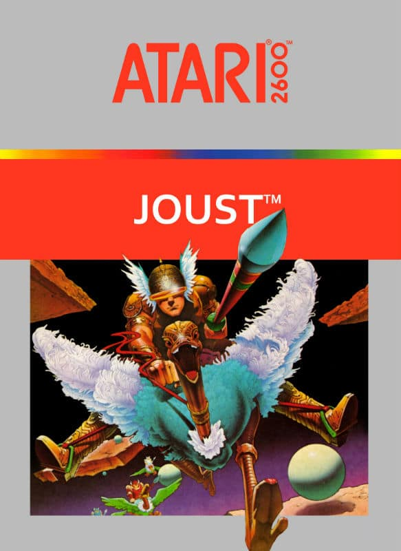 Joust Box Art