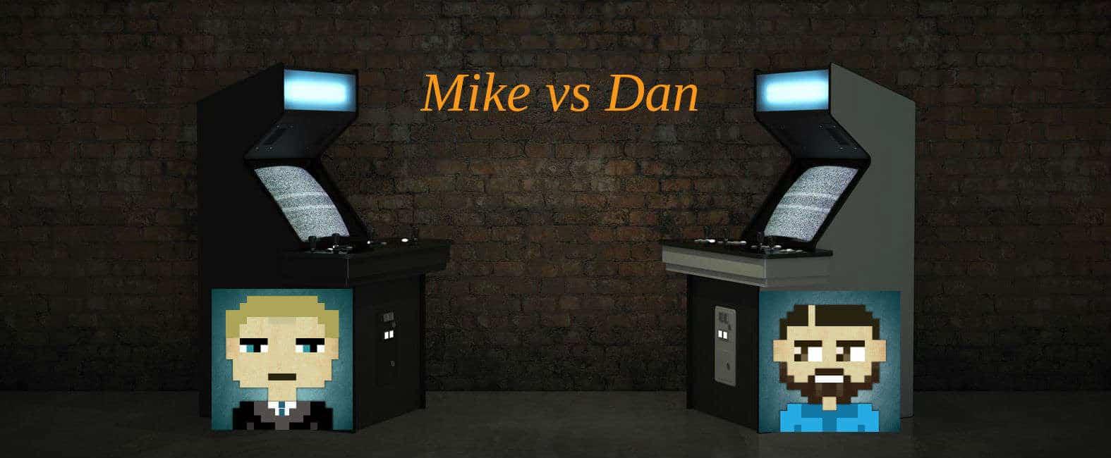 Mike vs Dan Gaming Competition