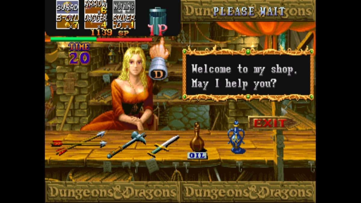 Dungeons and Dragons: Shadows Over Mystara