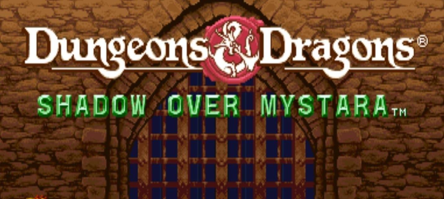 Dungeons and Dragons: Shadows Over Mystara
