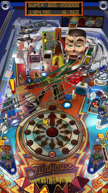 FunHouse Pinball Table